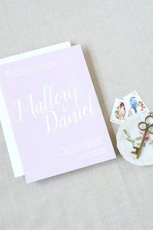 Botanical Wedding Invitations | New Jersey Wedding Invitations | Wedding Invitations Central NJ