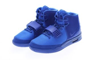 quality design be77d 7283e Perfect Nike Air Yeezy 2 Blue December  Yeezy  Pinterest  Air yeezy, Air  yeezy 2 and Yeezy
