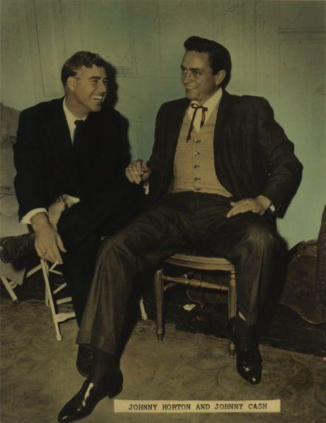 Johnny Horton & Johnny Cash