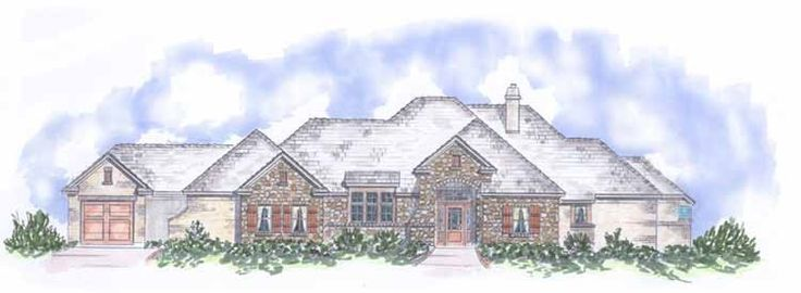Eplans+European+House+Plan+-+Three+Bedroom+European+-+2760+Square+Feet+and+3+Bedrooms+from+Eplans+-+House+Plan+Code+HWEPL69873