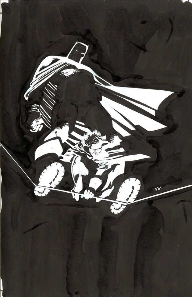 The Dark Knight Returns by Frank Miller - Visit to grab an amazing super hero shirt now on sale!