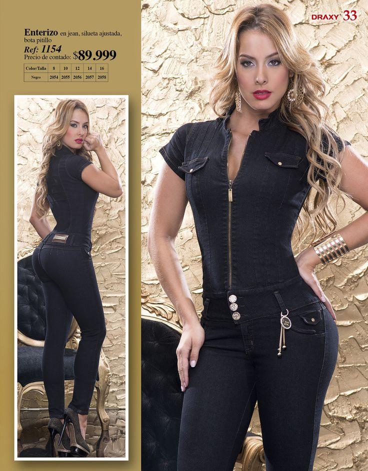 Jeans Draxy Ref 1154 — Venta de Jeans Colombianos Online