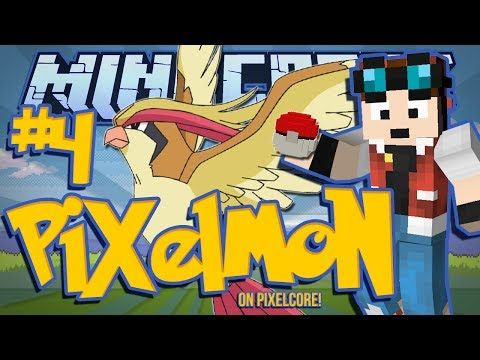 LET'S FLY PIDGEOT! | Minecraft: Pixelmon Mod w/ DanTDM! [#4]