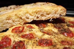 Le ricette di Elena: la focaccia con pasta madre - Homemade Sourdough Focaccia
