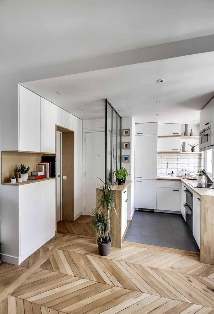 O contraste do rústico com o branco HOME   DECOR in 2018 Pinterest - plan maison sketchup gratuit