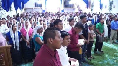 EΛΛΗΝΙΚΗ ΔΡΑΣΗ: Οι Μάγιας ψέλνουν στα ΕΛΛΗΝΙΚΑ για τον Χριστό - Συ...