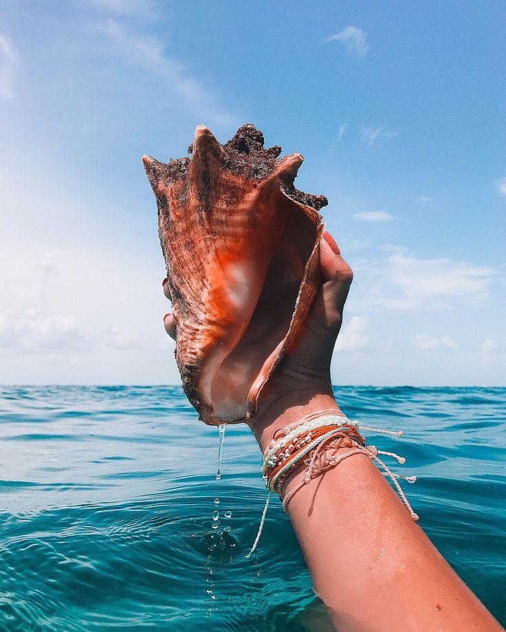 Meet me where the sky touches the sea x @marlafay
