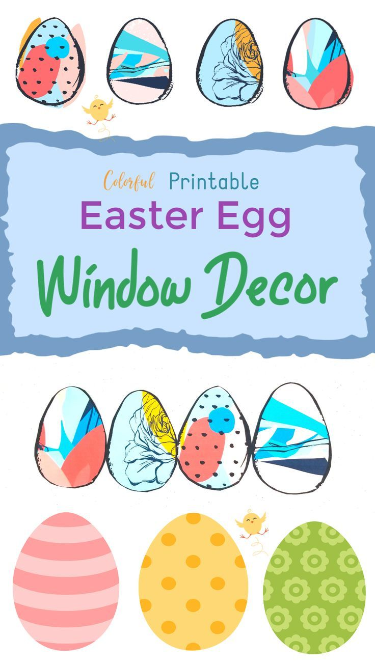 Printable Easter Egg Coloring Pages Window Designs Easter Printables Free Easter Egg Coloring Pages Coloring Easter Eggs