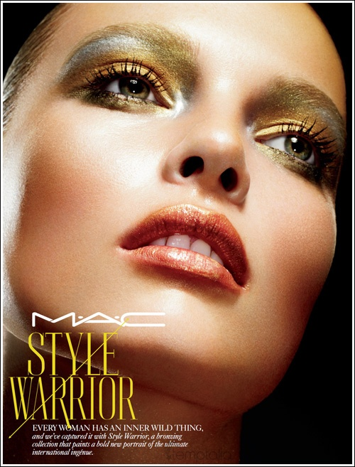 MAC Cosmetics | Style Warriors    Launch Date: May 28th, 2009 (North America)