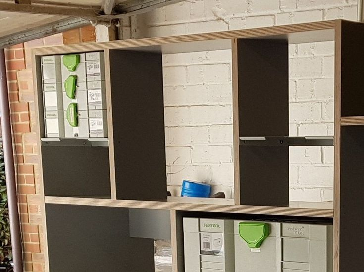 All you need is two uprights and the shelves bolt or screw in between. Racking is Professional and neat. Very easy to install into your racking and provides a bespoke solution for all Vans and Racking systems. | eBay!