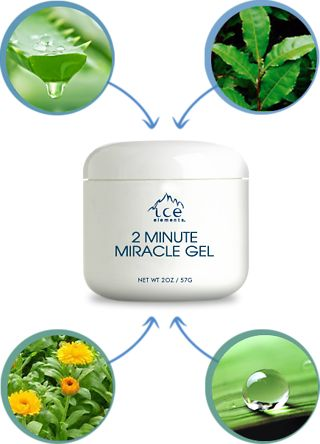 Ice Elements 2-Minute Miracle Gel Sample