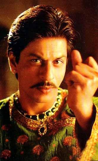 Shahrukh Khan - Paheli (2005) -----------Source: The India Store Online