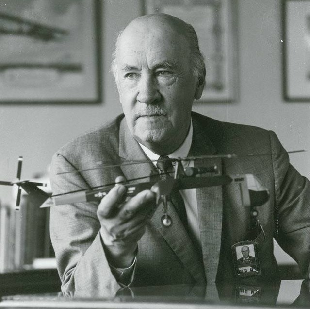 1939: Igor Sikorsky's helicopter took flight in Stratford. It would become the model of all single-rotor helicopters, used in life-saving missions in military and civil emergencies around the world.