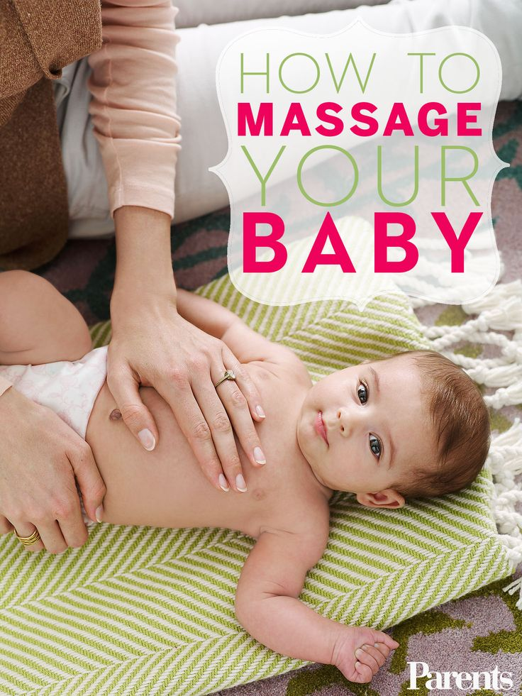 Massage is a great way to bond with Baby, and it may promote better sleeping, relieve colic, and perhaps even enhance an infant's immune system, motor skills, and intellectual development!