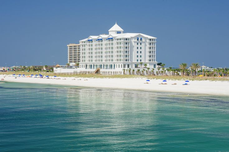 The Margaritaville Beach Hotel is ready to welcome you to its refreshed property in Pensacola Beach, Florida. Over the last several months, the hotel has undergone exciting renovations from the exterior of the building, to the guest rooms and lobby. Enjoy a delicious meal at Frank