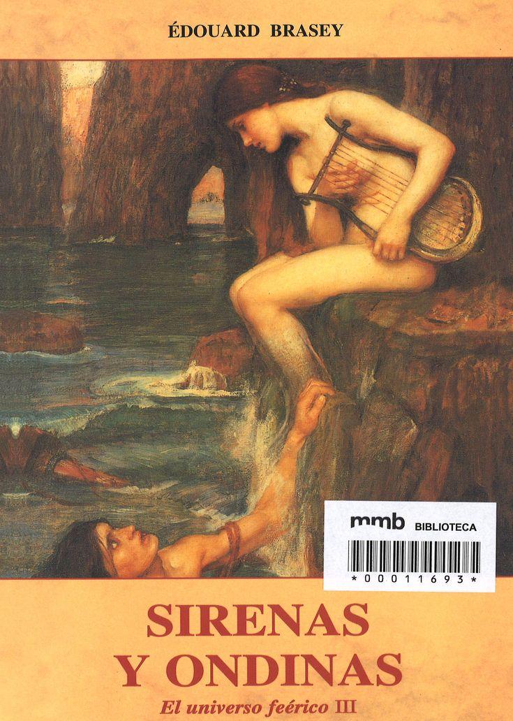 Coberta de Sirenas y ondinas