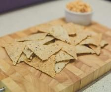 Recipe Easy Rice Crackers by Naomi_N - Recipe of category Baking - savoury