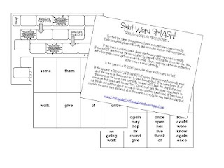 Sight word SMASH featuring words from the DOLCH first grade list.  FREE from Deb at Oh My Little Classity Class.Literacy, Smash Games, Words Smash, Reinforcement Sight, Classes Sight Words, Smash Features, Classroom Ideas, Practice Classes Sight, Classiti Class