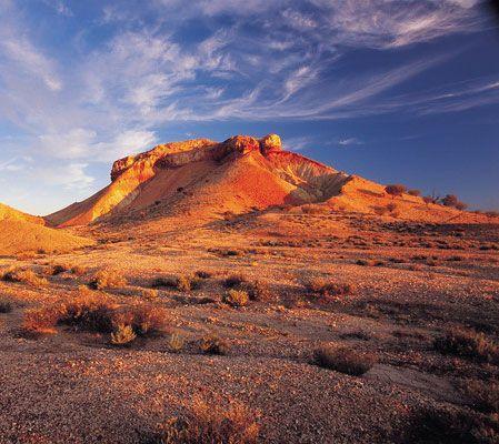 Australia , outback