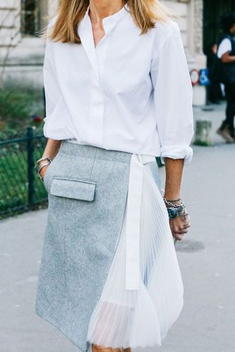 LE CATCH: skirts, standouts and stockholm