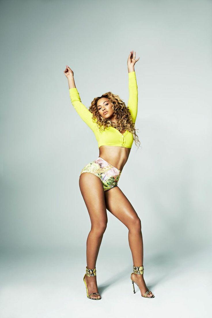 Beyonce Workout