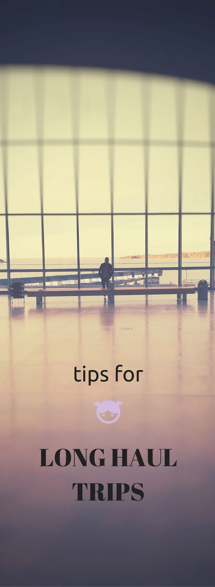 If you plan on travelling a lot it is inevitable that you will end up on a long haul trip. Whether this is all on the plane or a lot of time in airports, long haul trips are NOT fun. There are some things you can do to make them more bearable.