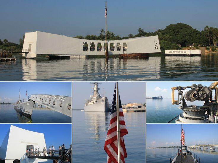 Pearl Harbor  http://www.thegirlswhowander.com/2017/04/08/highlights-of-oahu-hawaii/