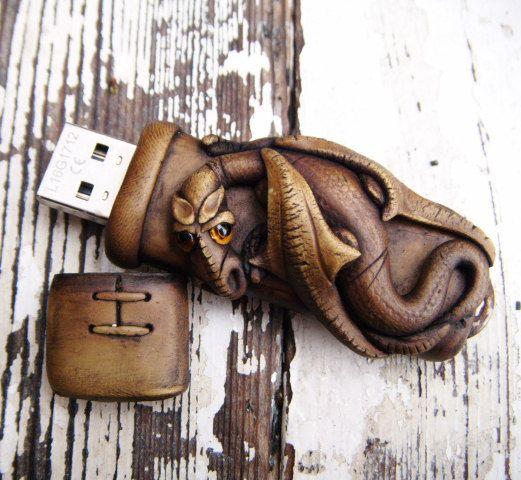 Epoxy Dragon USB Flash drive 16GB