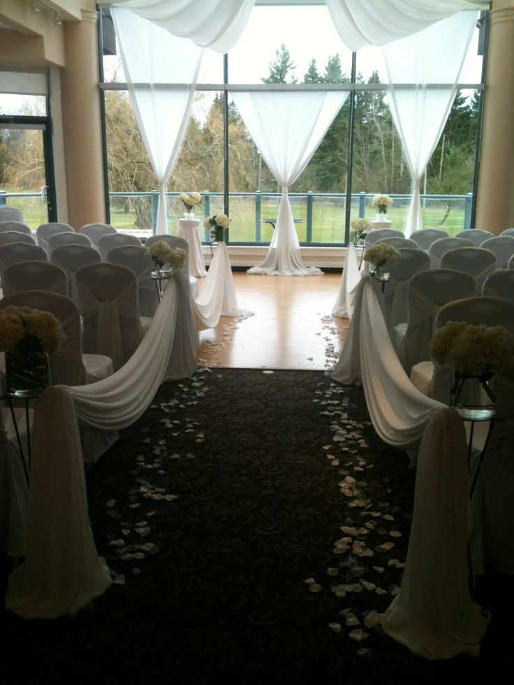 Our Crystal Room makes an excellent Ceremony space.