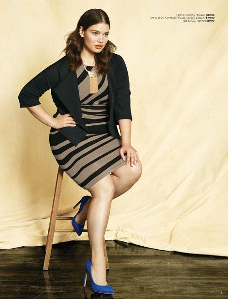 Plus Size Lookbook | Addition Elle