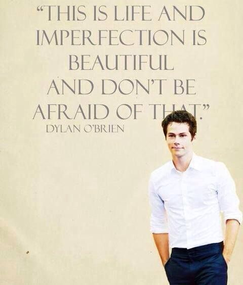 dylan o brien quotes quotesgram