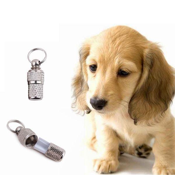 Q, Anti-Lost Dog Pet ID Tags Address Label Barrel Tube: Bid: 9,90€ Buynow Price 9,90€ Remaining 01 min 29 segs Description: Anti-Lost Dog…