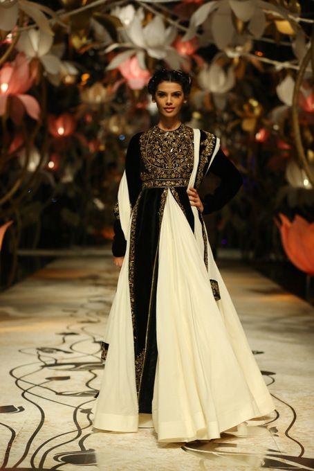 Wedding Cocktail Gowns - India Bridal Fashion Week 2013: Rohit Bal