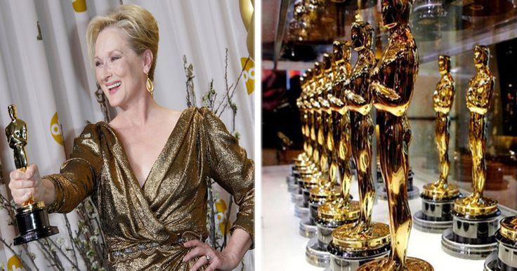 10 Curiosidades sobre la entrega anual de premios Óscar de La Academia.