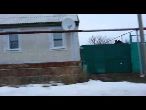Ukraine War ~ Large scale destruction in the village of Lugansk