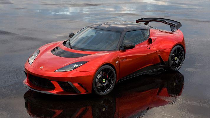 Lotus Evora GTE.  I love Lotus.