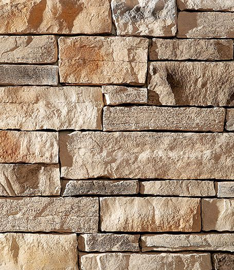 Natural Blend Weather Ledge Stone Veneer Interior