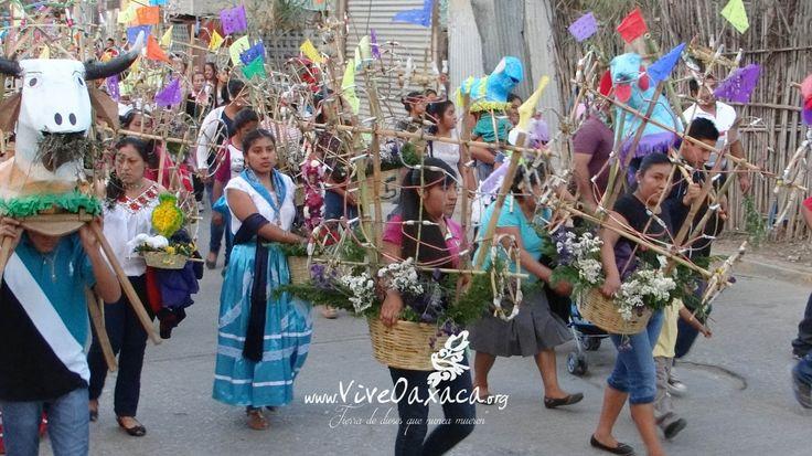 Convite Patronal 2016 en San Antonio de la Cal, Oaxaca ~ Vive Oaxaca - Página Oficial