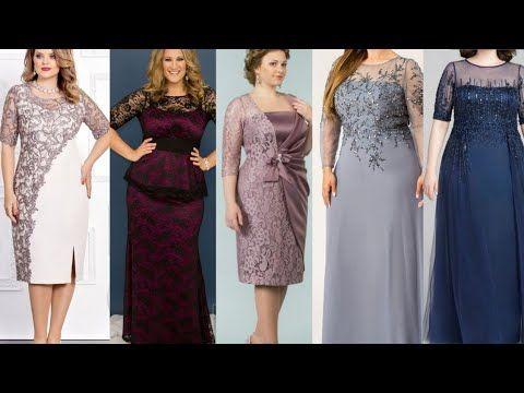 فساتين سواريه 2020 للسمينات الجميلات شيك جدا للتفصيل والخياطة Dresses Wedding Dresses Fashion