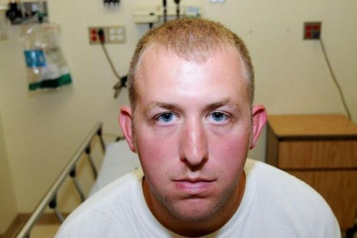 "Vox: ""Officer Darren Wilson's story is unbelievable. Literally."" by Ezra Klein."