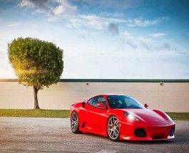 Ferrari latest model