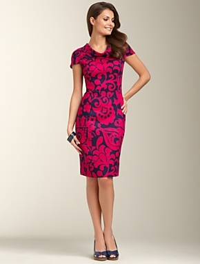 Pin by fabuliss on special occasions style pinterest for Talbots dresses for weddings