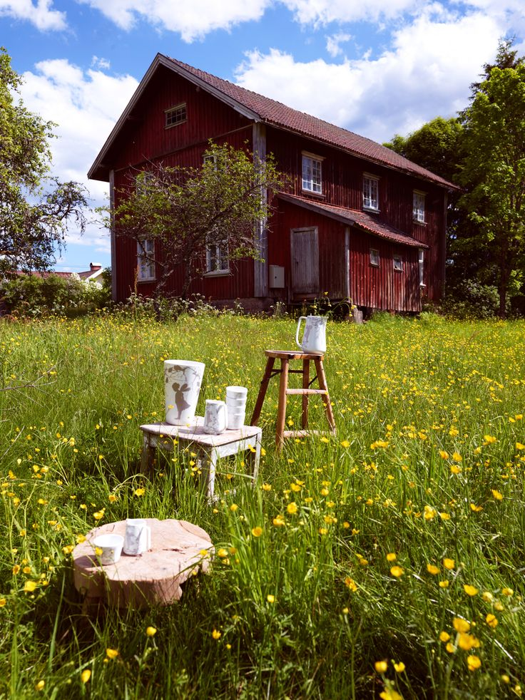 Alv Vases from Wik & Walsøe  |  Photo: Siren Lauvdal  |  Styling: KråkvikD'Orazio