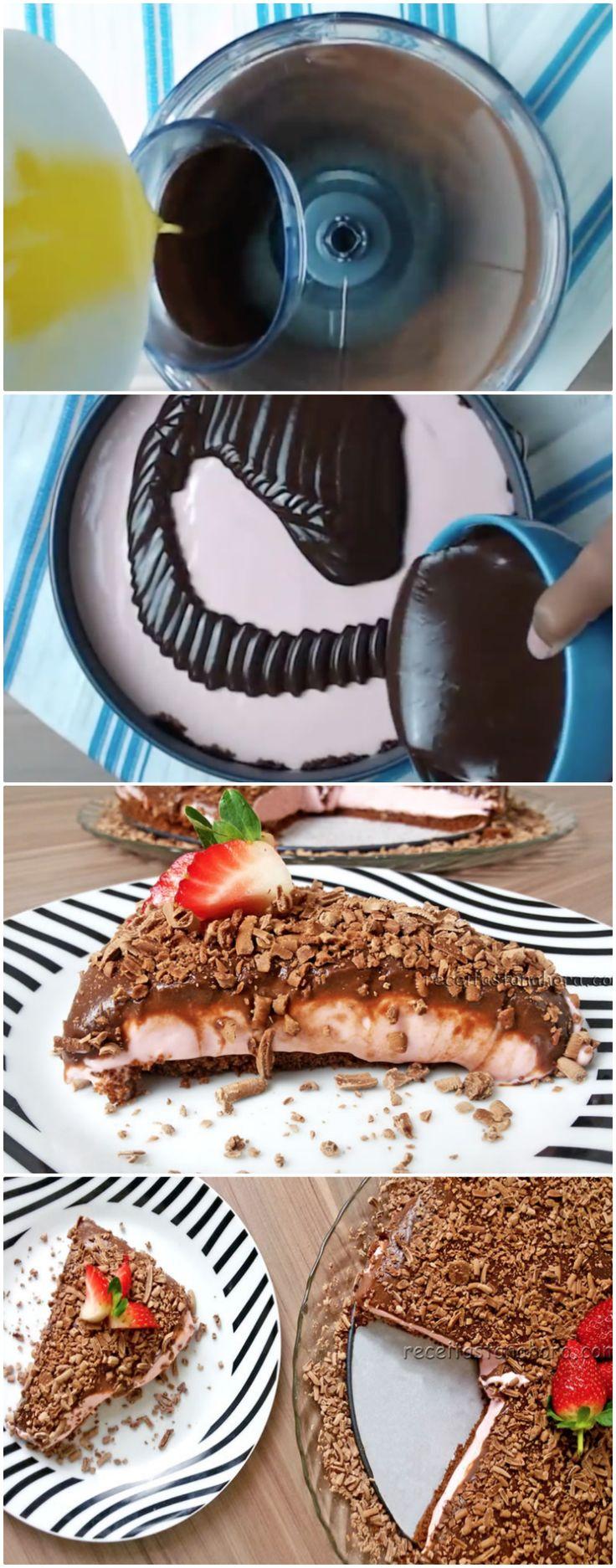 Como fazer essa deliciosa Torta Sensação #tortafacil #torarapida #tora #Tortasensacaofacil #sobremesa #sobremesas