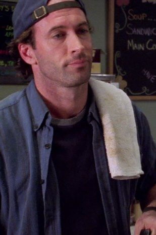 "Scott Patterson was 42 when Luke poured his first cup of coffee for us and 49 when he last wore one of Luke's plaid shirts. | The Cast Of ""Gilmore Girls"" In Their First Episode, Last Episode, And Now"
