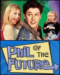 Phil of the Future!! O MY GOSH! I forgot all about this show! Loved that show