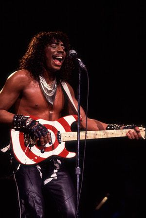 "Ten Reasons Why Rick James Was ""The King of Punk Funk"": 1979 - 'Bustin' Out of L…"