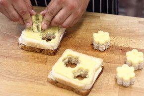 Mini kanapki na imprezę – krok 4