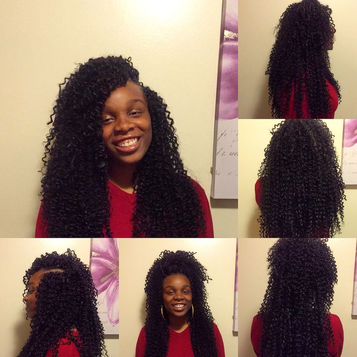 ... Hook Braids on Pinterest Medium box braids, Crochet hair and Crochet
