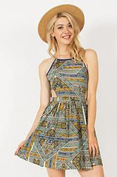 GRASSY KNOLL DRESS-DS-STD10030-€45 S/S2015 PREMIUM COLLECTION FREE SHIPPING